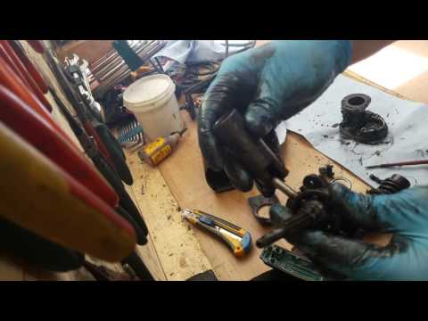 How to disassemble and find problem in Makita hammer drill HR2610 HR2630