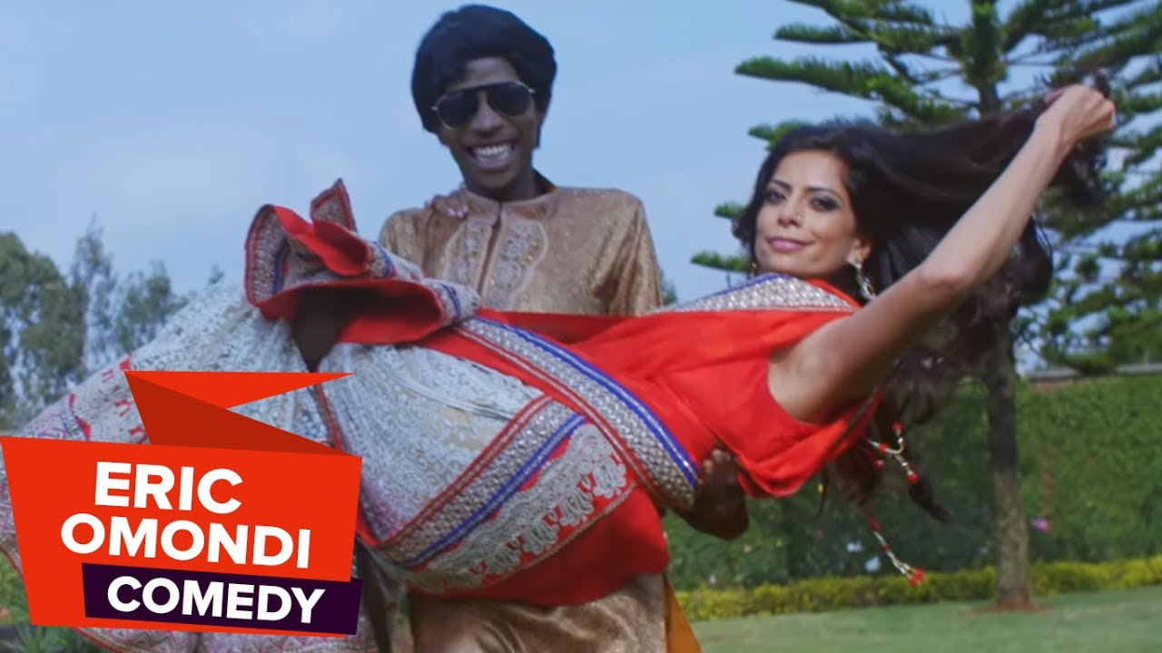VIDEO: ERIC OMONDI- How To Shoot An Indian Movie
