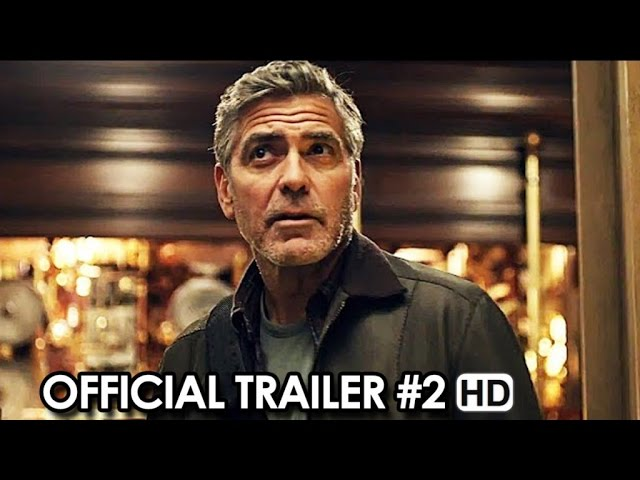 Tomorrowland Official Trailer #2 (2015) - George Clooney, Britt Robertson HD