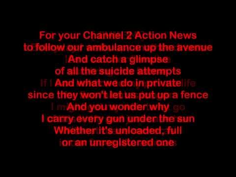 Eminem Don't Approach Me Ft. Xzibit Lyrics