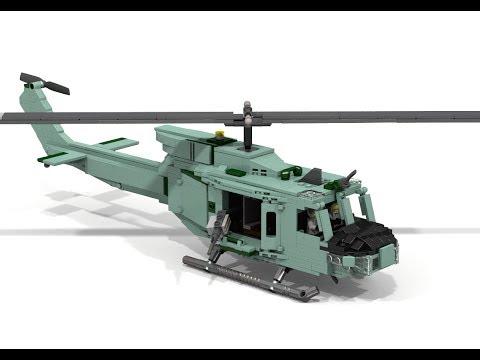 Lego UH-1 Iroquois (-HUEY-)