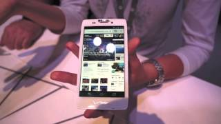 Motorola DROID RAZR HD Hands-On