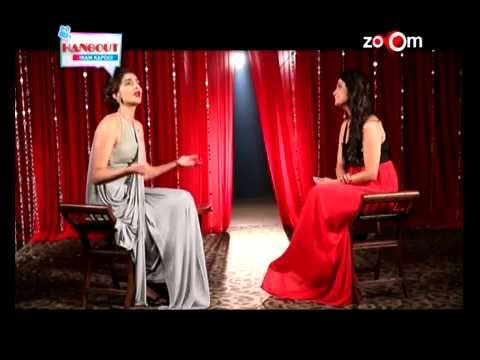 Hangout With Sonam DOLLY a.k.a Sonam Kapoor - EXCLUSIVE Interview
