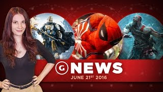 New Spider-Man Details, Destiny's PS4/X1 Exclusivity Explained - GS Daily News