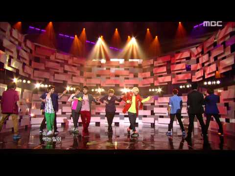 Super Junior - Mr.simple, 슈퍼주니어 - 미스터심플, Music 20110806 video