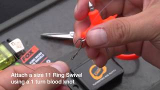 ***CARP FISHING TV*** How To Tie: A Chod Rig