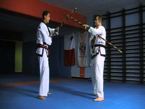 Bong Blocking / Striking techniques High and  low Image 1