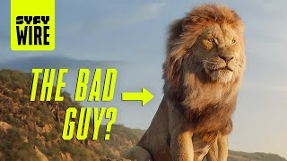 Is Mufasa The Villain In The Lion King? Legit Or Bull$#!& | SYFY WIRE