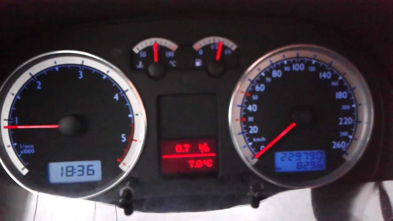 Vw Golf Iv 1 9 Tdi Pd With Chip 0 100 Km H Youtube