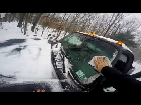 Truckin' Around In The Snow...4WD Vs 2WD (4X4 Is Great But The Driver Matters More)