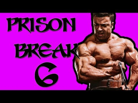 CafÉzinho - Prison Break (capítulo 6)