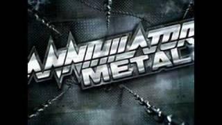 Watch Annihilator Haunted video