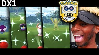 I played last BUT NOT LEAST!! Pokemon GO Fest 2019 Chicago Highlights