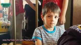 Я Мужик и я хочу играть GTA 5 PlayStation 4 ! Малыш уговаривает Маму.