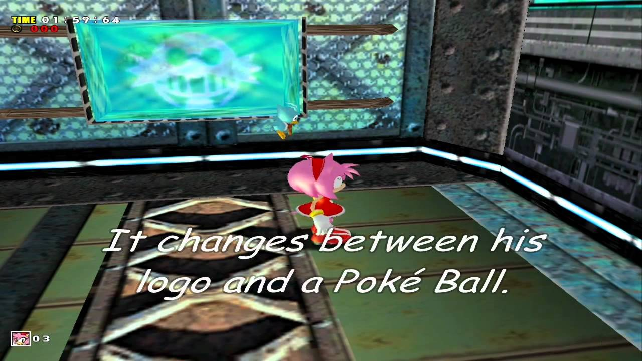 Sonic Adventure Easter Eggs Egg Sonic Adventure dx