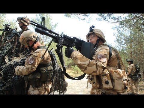 BORDER WAR 5 AIRSOFT COMBAT PAZ vs. TASK FORCE FIREFIGHT | OP WARHAMMER