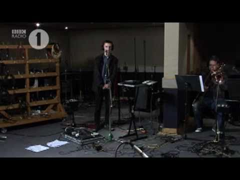 These New Puritans - We Want War - BBC Radio 1