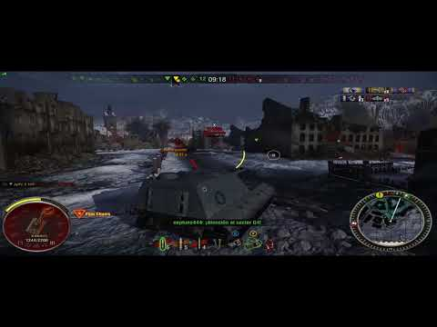 JagdPanzer E-100 Parte 4 World of Tanks Console Xbox One