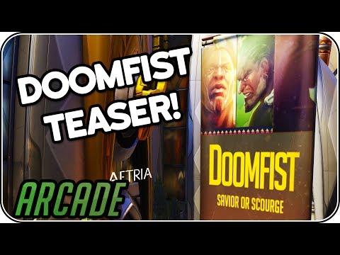 Doomfist wurde angeteased! • Overwatch Arcade deutsch