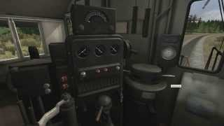 Train Simulator 2014 EMD GP7 Diesel Locomotive and Donner Pass Southern Pacific