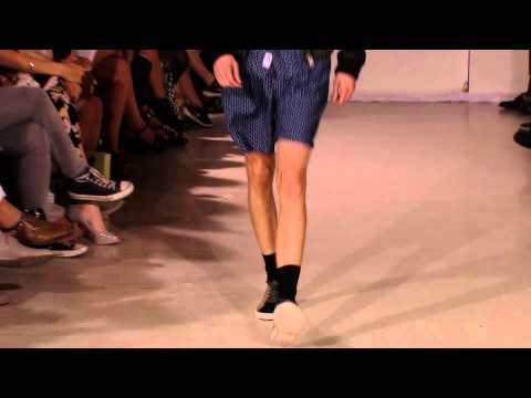 Wood Wood spring / summer 2013 catwalk
