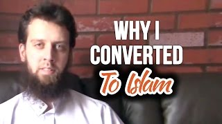 Why I Converted To Islam – Brother Isa James