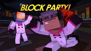 Minecraft: DANCE-OFF! Block Party Mini Game