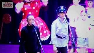 La Banda Sbanda 9° Zecchino 2014 di Agrate Bz.-2°Classificata-Chiara Monina e Benedetta Grasso