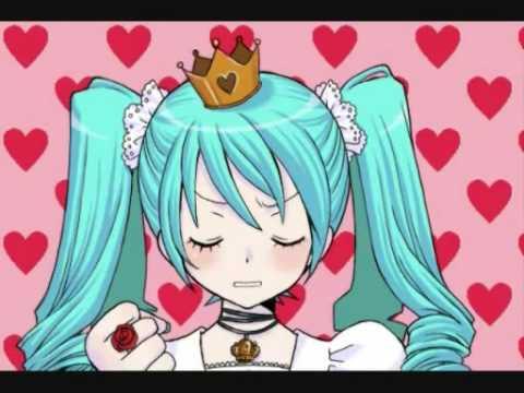 Vocaloid - The World Is Mine