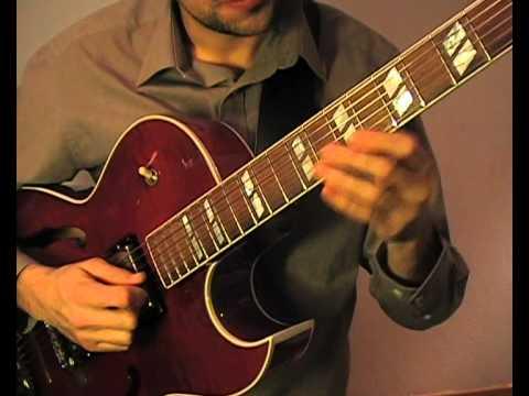 Jimmy Raney's solo on rhythm changes