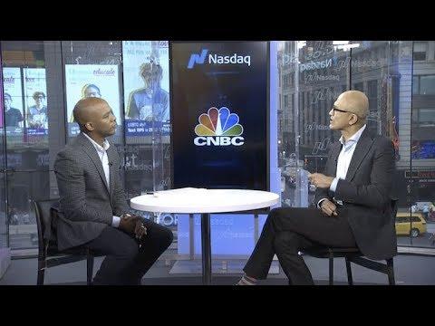 Microsoft's Satya Nadella opens up on 'Hit Refresh'; Lipton talks longer tweets & Google/Amazon feud