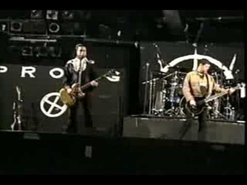 Prong - Third from the Sun (Soundcheck)