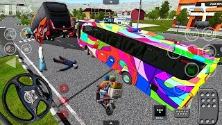 Bus Simulator Indonesia #24 Pandang! - Fun Bus Games Android gameplay