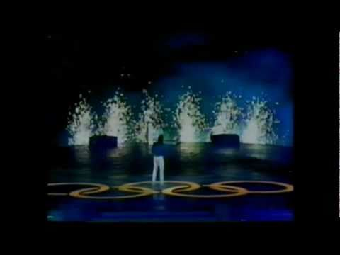 Lionel Richie - All Night Long - Olympic Games Los Angeles 1984 Closing Ceremony