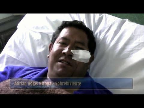 ACCIDENTE EN JUNIN EMPRESA GUADALUPE