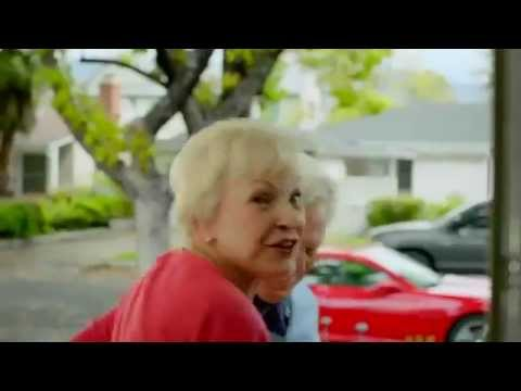 Chevy Commercial OLD couple YOUNG again 2011