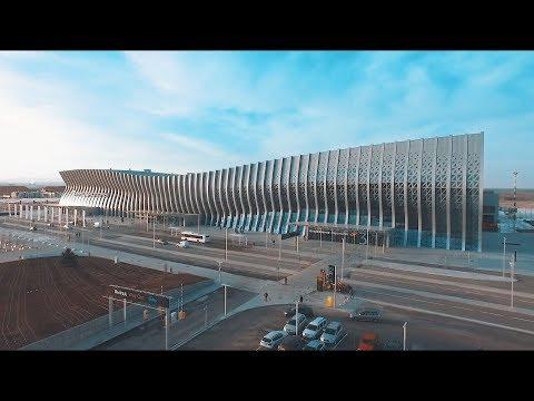 Имени Айвазовского. Как работает самый современный аэропорт России
