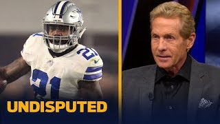 Skip Bayless reacts to Ezekiel Elliott's 6-year $90 million contract extension | NFL | UNDISPUTED
