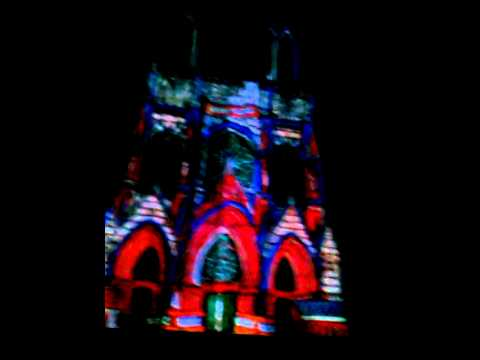 Reims Cathedrale Lumiere la Cathedrale de Reims