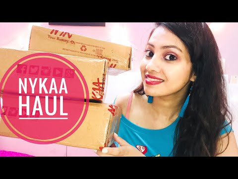 NYKAA HAUL Recommendations | MAKEUP SPLURGE| HUDA beauty & more