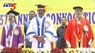 ఘనంగా ఎస్వీ వర్శిటీ స్నాతకోత్సవం..! | SV University Convocation | Tirupati
