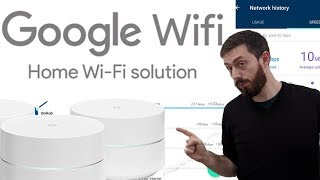 Google WiFi Mesh Router Software Review