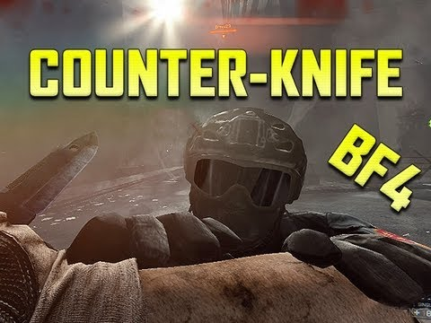 BF4 Counter Knife Mechanics, Flashbangs, Sliding C4, Zeroing and more!