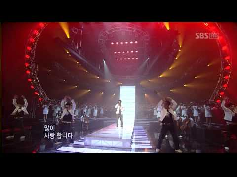 Kim Jong Kook - Today More Than Yesterday [Live 2008.10.26]