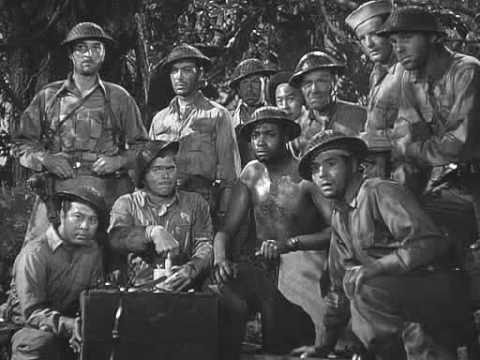 Bataan is listed (or ranked) 42 on the list The Greatest World War II Movies of All Time