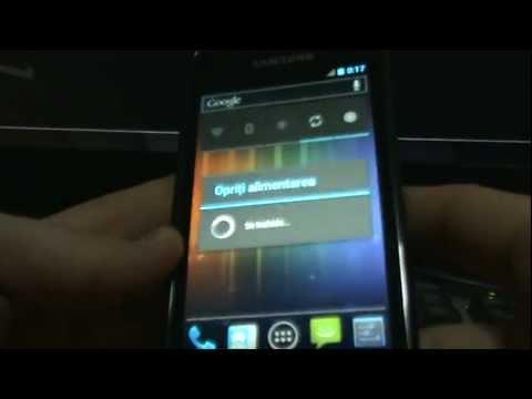 Андроид 4.0 На I9000