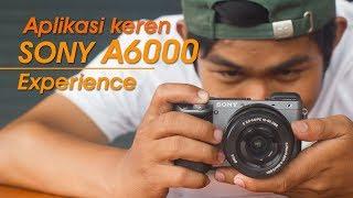 Sony a6000 Experience - Mic untuk Sony a6000