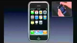 Steve Jobs ilk iPhone