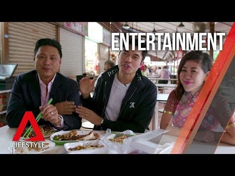 Crazy Rich Asians: On Location With Jon M Chu And Henry Golding | CNA Lifestyle