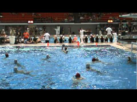 Northside ISD vs. Clark Cougars in Water Polo